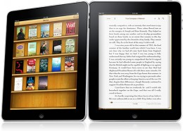 ipad ibooks 260x186 Is Apple intentionally removing erotic novellas from iBooks charts in the UK?