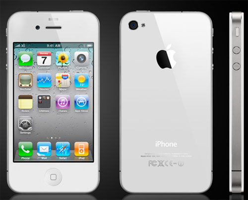 "White iPhone 4 Delayed Further, Expected ""Later This Year"""