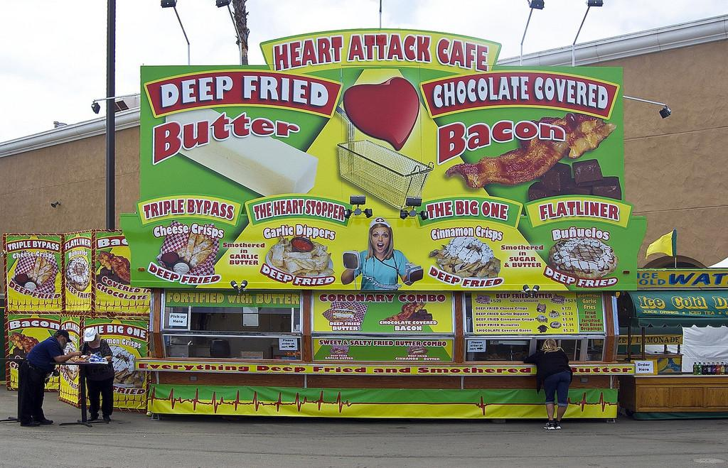 People Who Eat Here Should Forfeit Their Health Coverage