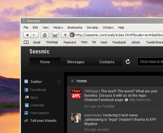 Seesmic Web updates to become your new favorite Twitter client.