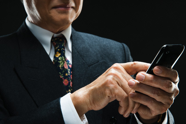 Survey: 20% of companies let employees decide what smartphone they use