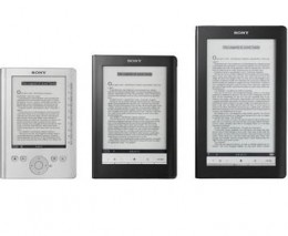 sony icon 260x213 Sony Cuts E Reader Prices To Compete   Does Not Slash Hard Enough