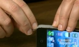 tape 260x153 Consumer Reports: Dodge The iPhone 4, Keep The 3GS