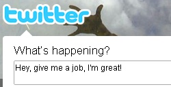 twitter cv Twitter Users More Likely To Get Job Interviews