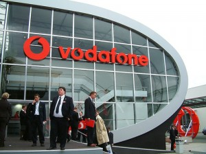 vodafone 300x225 Vodafone Foursquare Partnership Expands to Australia, Portugal