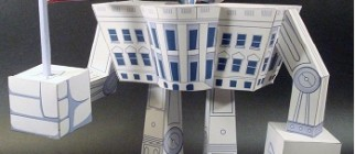 white house robot