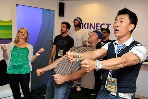Microsoft Kinect Players