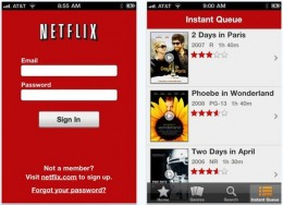 10x08256ib32qwefsac 260x188 Netflix app for iPhone and iPod Touch launched.