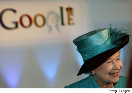Google's Logo The Most Viewed Online In The UK