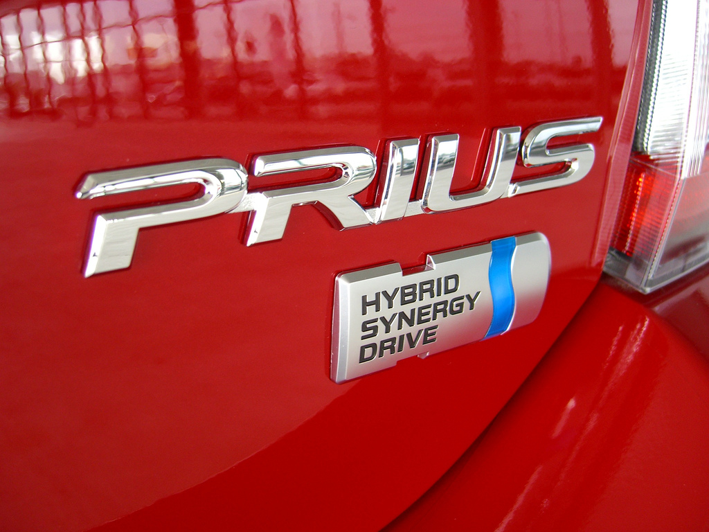 Toyota running Facebook contest to find most passionate Prius owner