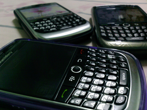 India Gives RIM Until August 31st To Relinquish Encryption Keys