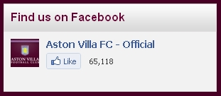 9972 avfc facebook What if social media decided the Premier League?