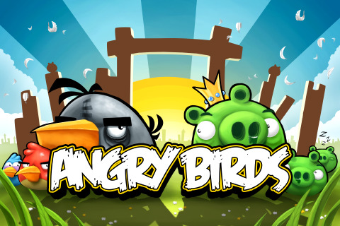 Angry Birds To Smash Its Way Onto PS3, DS And PSP