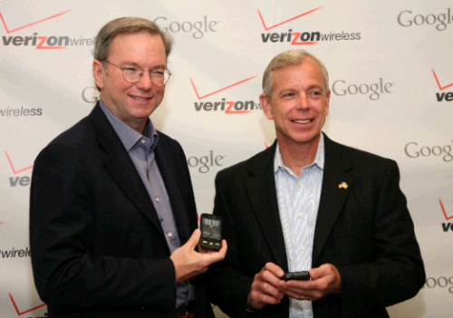 Google Verizon 500x351 Google & Verizon Announce Public Net Neutrality Support, With Caveats