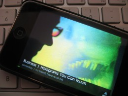 IMG 2382 260x195 Blancspot: A visually stunning iPhone news reader, with a few twists.