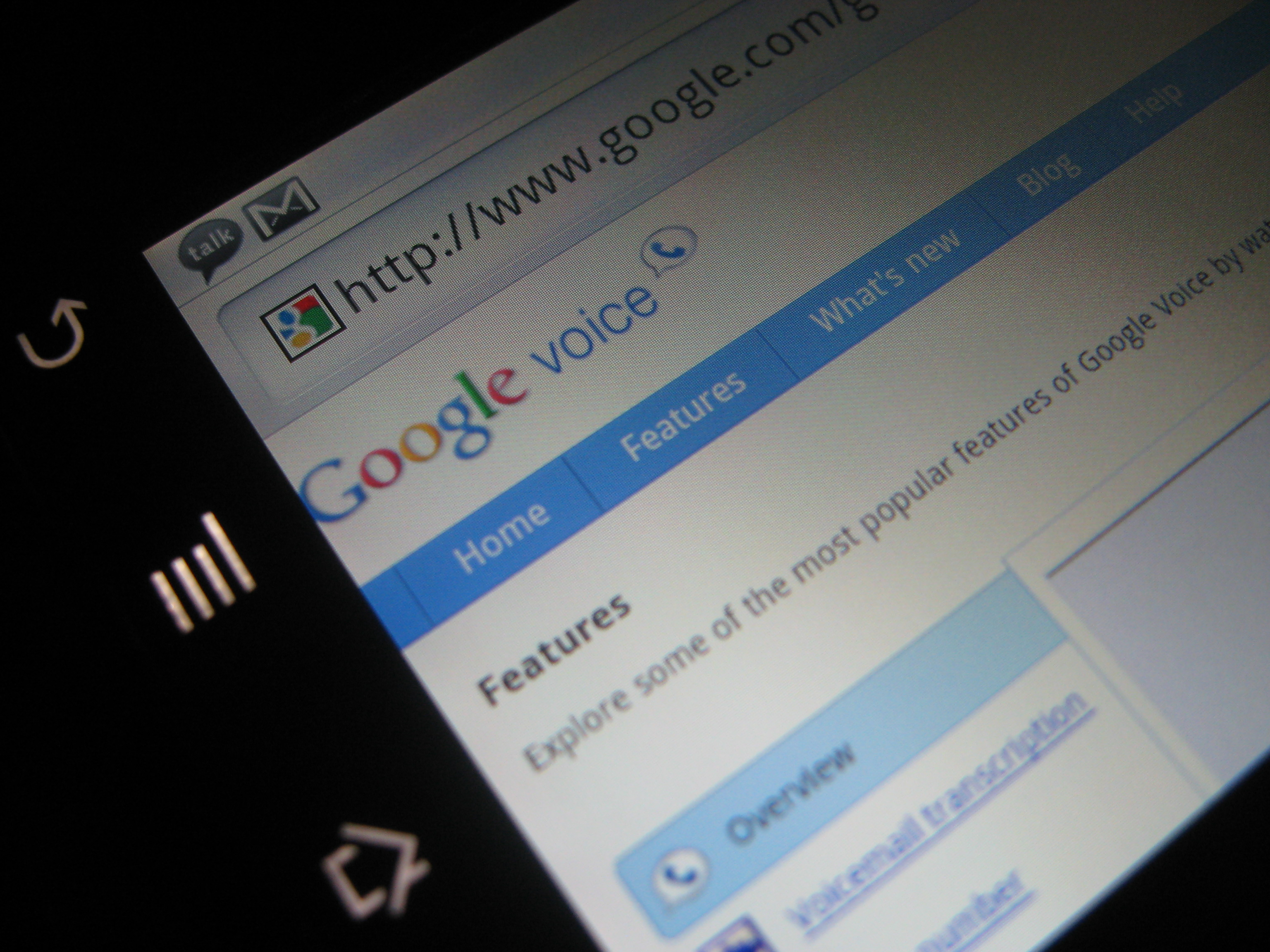 Expect a big media blitz promoting Google Voice soon