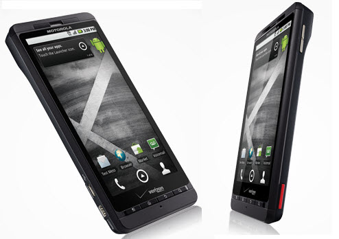 "Droid X To Get Android 2.2 ""By Early September"""
