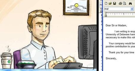 Job Hunting Online: