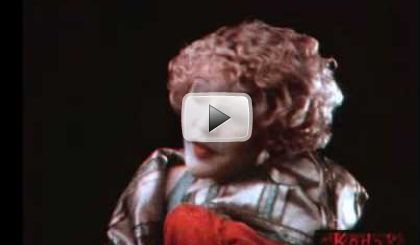 Some of the earliest shots of colour video you will ever see. From 1922… [video]