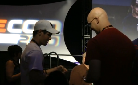 Quakecon 2010 Attendee Sells Raffle Ticket. Ticket Wins Buyer A Car. Hilarity Ensues.