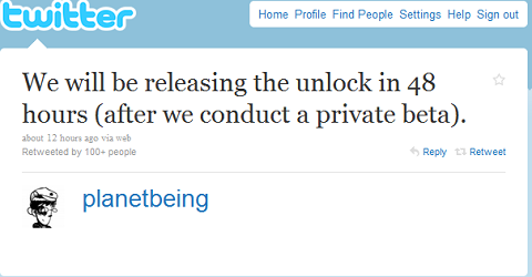 Unlock iPhone4 Carrier Unlock Arrives in 48 Hours