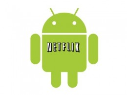 android logo with netflix 400 260x195 Netflix Confirms Development Of Android App