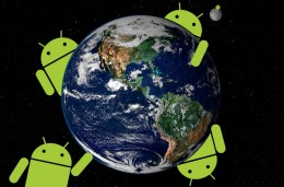 androids taking over 260x171 Google Earth for Android updated, taking you under the sea.