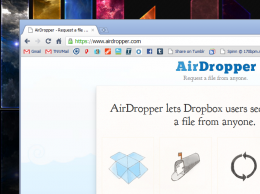 asdf 260x194 AirDropper makes Dropbox more useful. Request files from anyone.