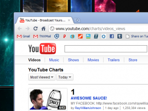 asdf1 300x226 YouTube adds a Charts feature. Let the battle for supremacy begin.