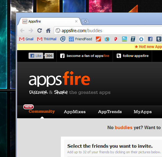 Appsfire, the app recommendation engine, gets truly social with Facebook Connect.