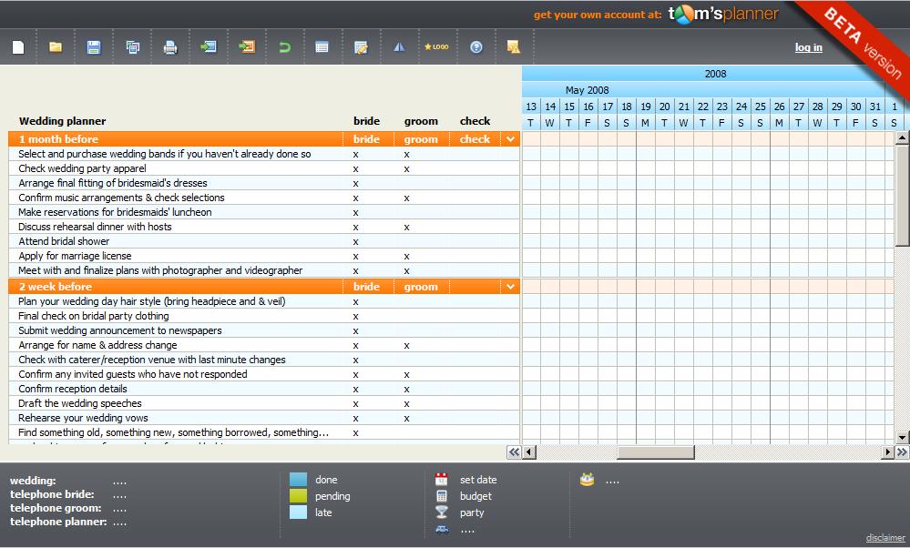 Cloud Based Project Management App Tom 39 S Planner Prepares