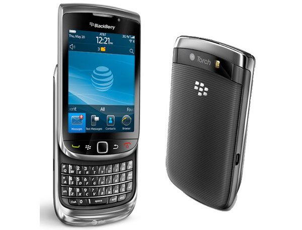 BlackBerry Torch 9800 Coming To Vodafone And Orange