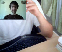 chatroulette 260x218 Chatroulette is back, but the jokes worn off