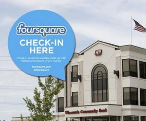 check in 300x249 Zagat Hits 50,000 Friends On Foursquare, Is The Location Service Mainstream Yet?