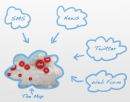 crowdmap 260x204 Ushahidi brings crisis mapping to the cloud with CrowdMap