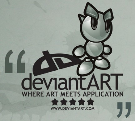 DeviantART Celebrates 10 Years Of Showcasing User-Generated Artwork