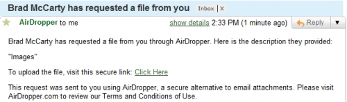 doodle6 500x148 AirDropper makes Dropbox more useful. Request files from anyone.