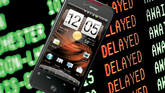 HTC Incredible To Get Android 2.2 On August 18th?