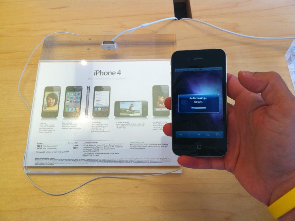 I Wonder How Long Until The Apple Genius Crew Notices?