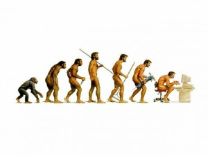 evolution 300x225 Social media is just fine. Youre the one screwing up.