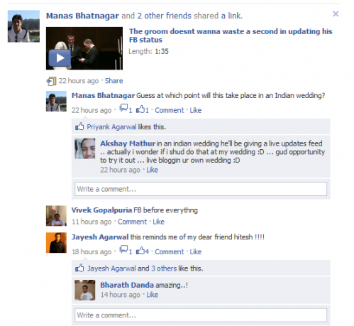 facebook threaded 499x459 Facebook Is Rolling Out Threaded Comments