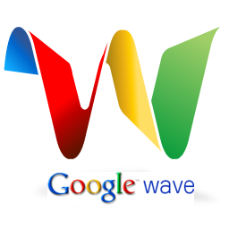 google wave logo Google says goodbye to Google Wave.