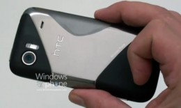htcschubert 260x155 HTCs Windows Phone 7 Handset Emerges, Codenamed Schubert [Video]