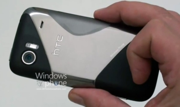 "HTC's Windows Phone 7 Handset Emerges, Codenamed ""Schubert"" [Video]"