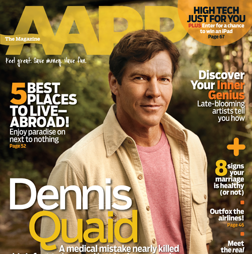 Exclusive interview with the AARP: How the 50+ crowd sees geolocation and social media