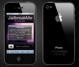 iphone 4 jailbreakme 260x220 Apple Confirms JailbreakMe Patch For Next Firmware Release