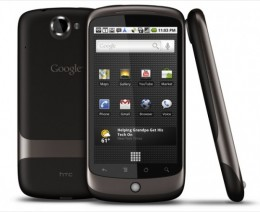nexus one 260x212 Google To Continue Selling Nexus One Direct...But Only To Developers