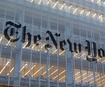 The New York Times Paywall: Will It Look Like This?