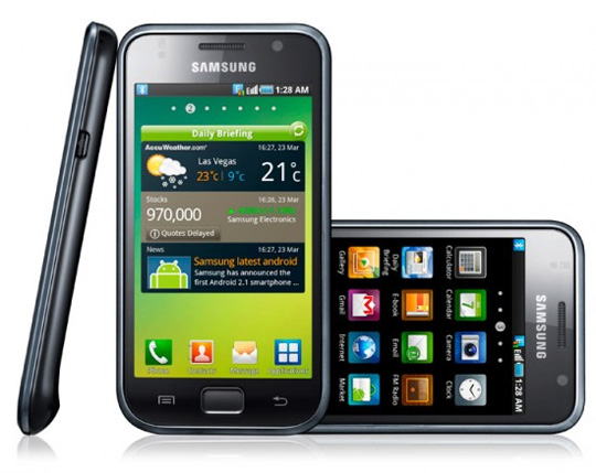 All UK Samsung Galaxy S Owners To Receive Android 2.2 By End Of September