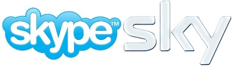 sky skype Do these logos confuse you? BSkyB objects to the Sky in Skype